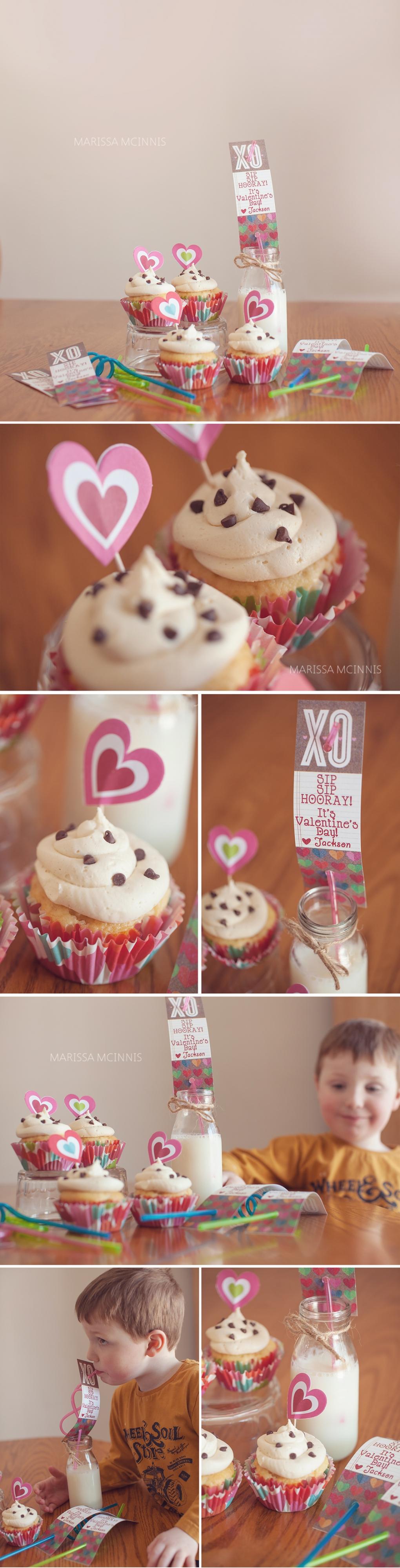 Valentine Cupcakes Blog